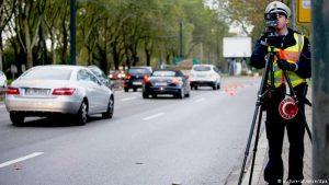 Штрафи на дорогах Європи