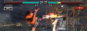 Как открыть персонажей в Tekken 5