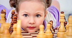Обзор детский шахматных кружков Киева