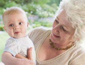 Відпустка по догляду за дитиною для бабусі