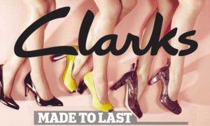 Официальный сайт Clarks